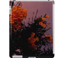 Twilight Flowers iPad Case/Skin