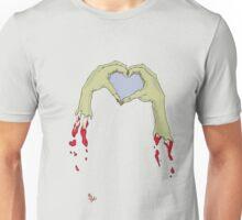 zombie hands Unisex T-Shirt