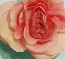 Flower Gum Sticker