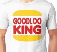 Good Looking: Vintage Burger King Parody Unisex T-Shirt