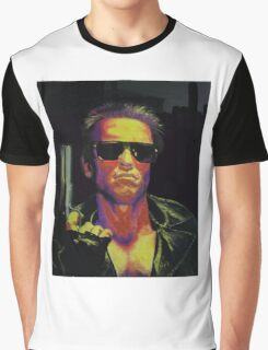 The Terminator Graphic T-Shirt