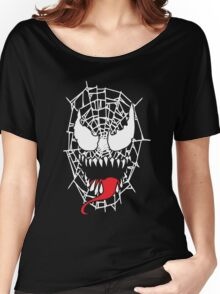 Venomous Web Women's Relaxed Fit T-Shirt