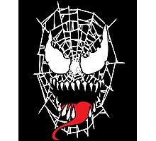 Venomous Web Photographic Print