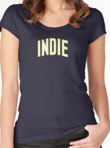 INDIE Women's Fitted Scoop T-Shirt