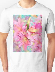 PINK LILY Unisex T-Shirt