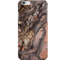 Bark Abstract iPhone Case/Skin
