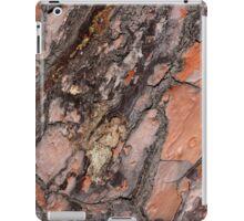 Bark Abstract iPad Case/Skin