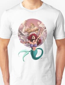 Mighty Mermaid Unisex T-Shirt