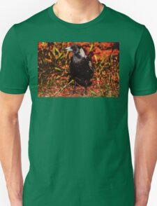 Backyard Magpie Unisex T-Shirt
