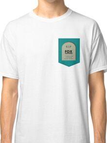 RIP FOX - Go cancel yourself. Classic T-Shirt