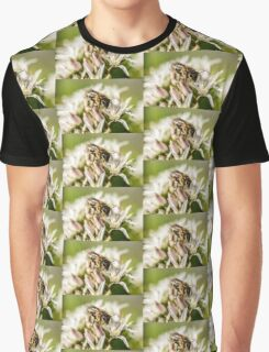 Pre Spring Bumble Bee Graphic T-Shirt
