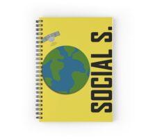 Social Studies Spiral Notebook