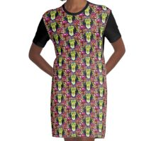 #StreetArt #JoBLING Adelaide SA Graphic T-Shirt Dress