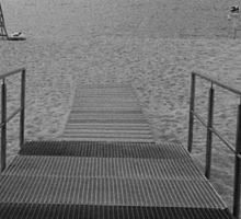 Enter Lloret Beach Sticker