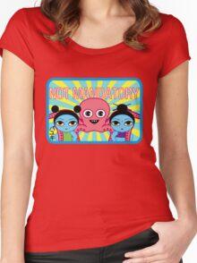 "Fruity Oaty Bar! ""NOT MANDATORY 2"" Shirt (Firefly/Serenity) Women's Fitted Scoop T-Shirt"
