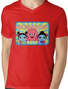 "Fruity Oaty Bar! ""NOT MANDATORY 2"" Shirt (Firefly/Serenity) Mens V-Neck T-Shirt"