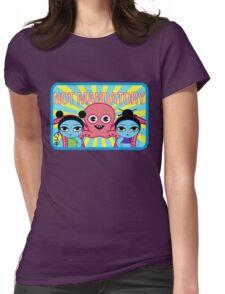 "Fruity Oaty Bar! ""NOT MANDATORY 2"" Shirt (Firefly/Serenity) Womens Fitted T-Shirt"