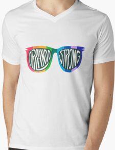 Orlando Strong Mens V-Neck T-Shirt