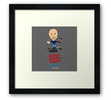 Jonny Andy  Framed Print