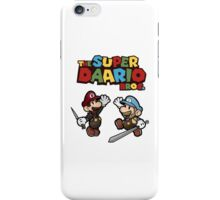 The Super Daario Bros. iPhone Case/Skin