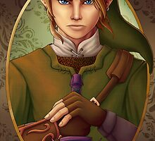Link by wrathofwinds