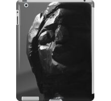 Sculpture Head iPad Case/Skin