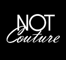Not Couture by Naveed Khan