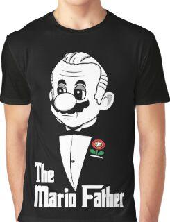 The Mario Father -fan art- Graphic T-Shirt