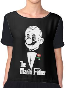 The Mario Father Chiffon Top