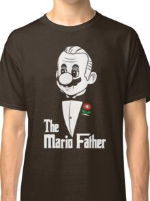 The Mario Father -fan art- Classic T-Shirt