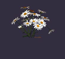 The Scent of Daisies ~Sadness Womens Fitted T-Shirt