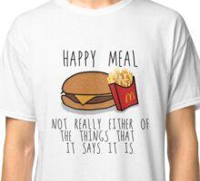 Lies of McDonalds Classic T-Shirt