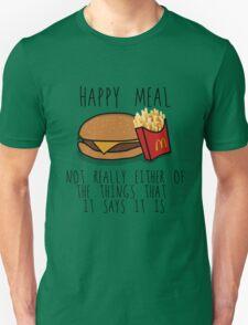 Lies of McDonalds Unisex T-Shirt
