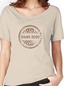 Mars 2030 Women's Relaxed Fit T-Shirt