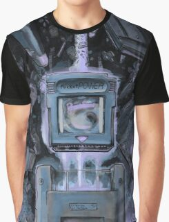 Pocket Power - SILVER VERSION Graphic T-Shirt