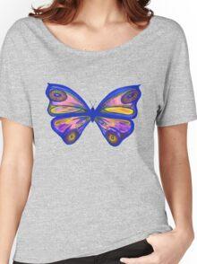 Watercolour Butterfly 1 Women's Relaxed Fit T-Shirt