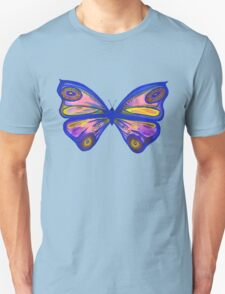 Watercolour Butterfly 1 Unisex T-Shirt