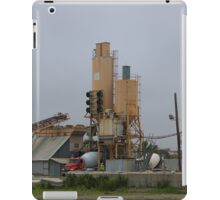 Cement Works iPad Case/Skin