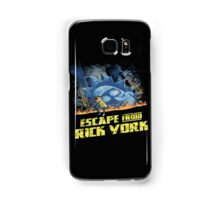 rick and morty escape from new york Samsung Galaxy Case/Skin