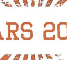 Mars 2030 Sticker