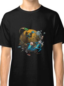 Rick And Morty Fallout Classic T-Shirt