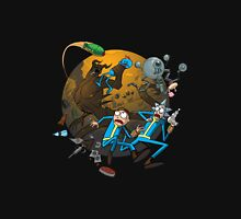 Rick And Morty Fallout Unisex T-Shirt