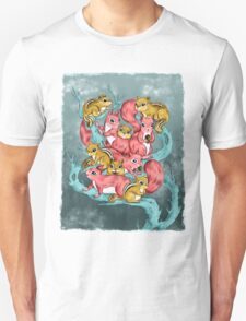 Frosty Fun Unisex T-Shirt