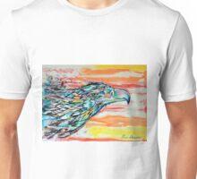 Rainbow Eagle Unisex T-Shirt