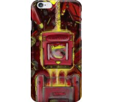 Pocket Power - RED VERSION iPhone Case/Skin