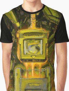 Pocket Power - YELLOW VERSION Graphic T-Shirt