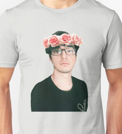 Joji Millier [Filthy Frank] Flower Crown Unisex T-Shirt