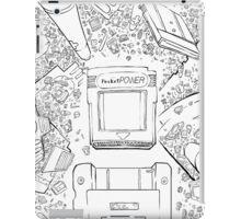 Pocket Power - COLOR ME iPad Case/Skin
