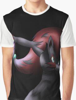 Zoroark - Shadow Ball Graphic T-Shirt