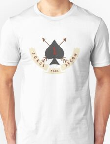 Mars 2030 - Force Recon Unisex T-Shirt